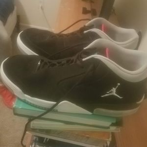 Jordan big fund basketball shoes